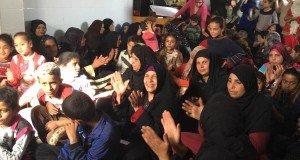 نساء أسيوط يشاركن في احتفالية اليوم العالمي للمرأة